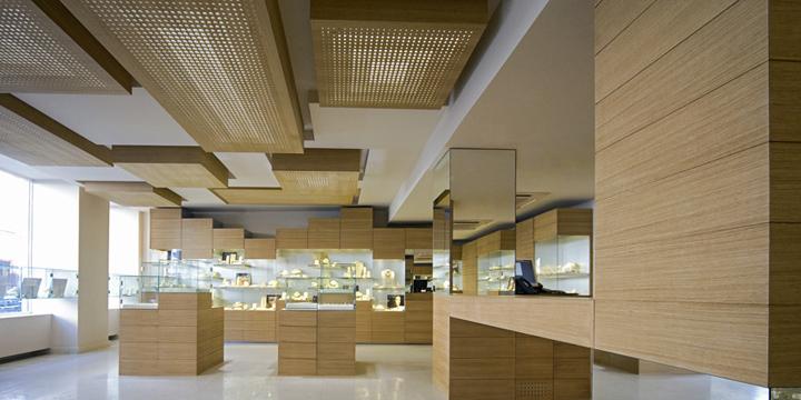 187 Zlatarna Celje Jewelry Flagship Store By Ofis Arhitekti