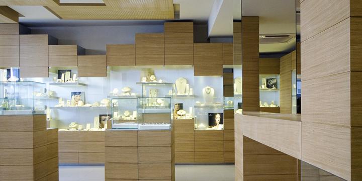 Zlatarna Celje jewelry OFIS Maribor Slovenia 04 Zlatarna Celje jewelry flagship store by OFIS Arhitekti, Maribor   Slovenia