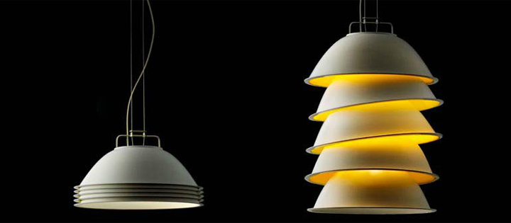 maurer lighting. 5 pack pendant light by axel schmid for ingo maurer lighting 7