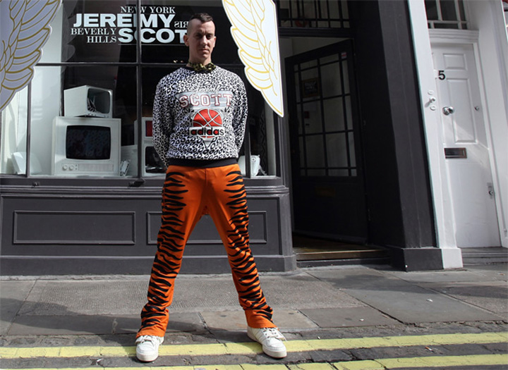 sale retailer e9502 99ad6 http   hypebeast.com 2009 09 adidas-originals-jeremy-scott-popup-store-no6- london-interview