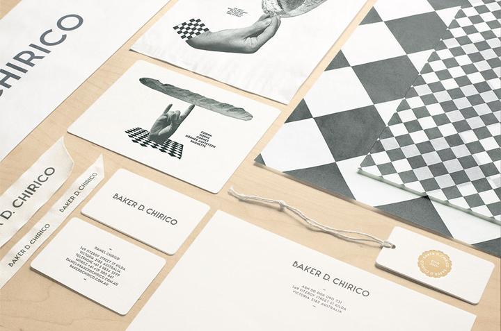 Baker D Chirico Brand Identity Interior Carlton Australia Retail Design Blog