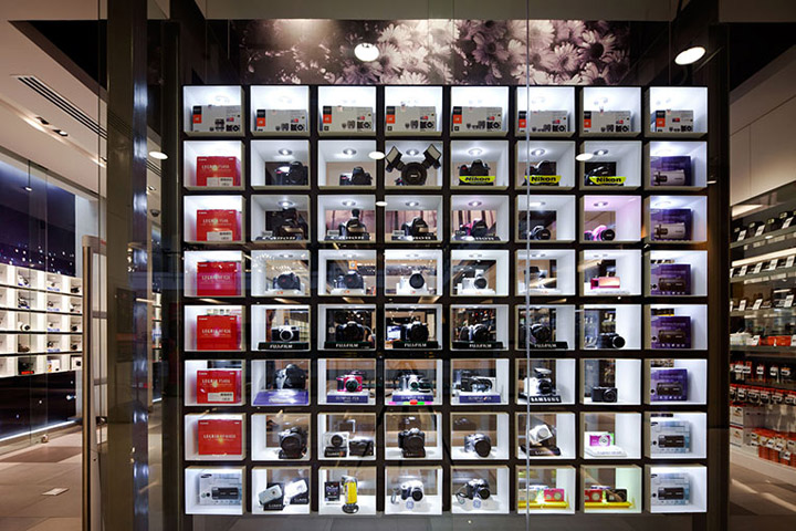 Big Camera Store By Whitespace Bangkok 187 Retail Design Blog