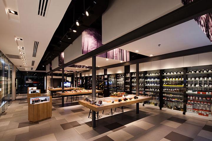 Big Camera store by Whitespace, Bangkok » Retail Design Blog