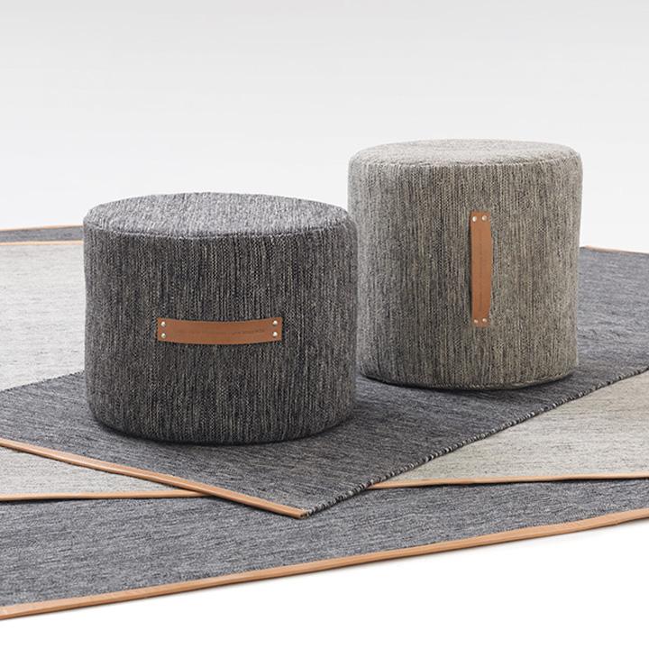 Bjork Pouf by Lena Bergstrom » Retail Design Blog