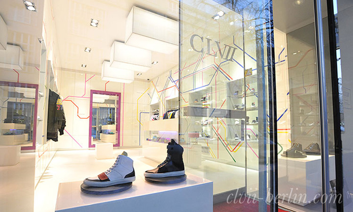 CLVII store Berlin 03 CLVII store, Berlin