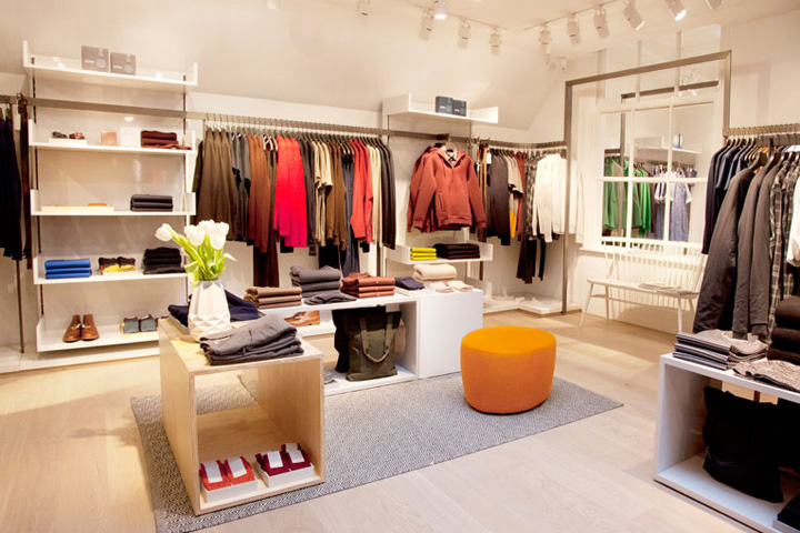 COS Boutique Amsterdam Retail Design Blog