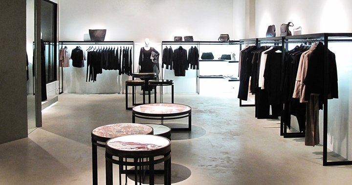 Cerre Boutique Los Angeles 187 Retail Design Blog
