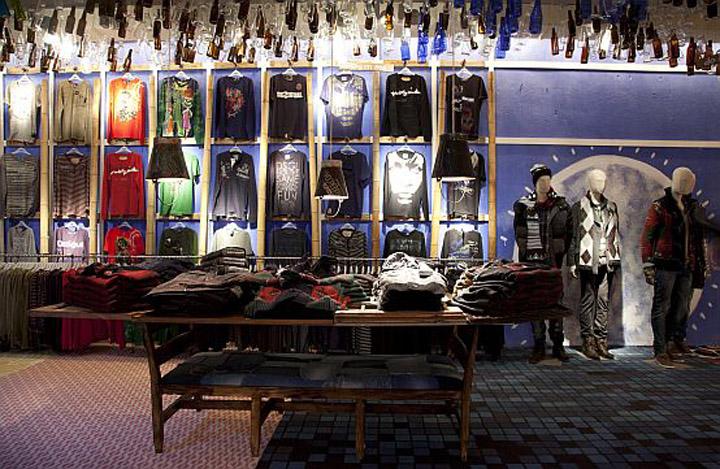 187 Desigual Shop Showroom Barcelona