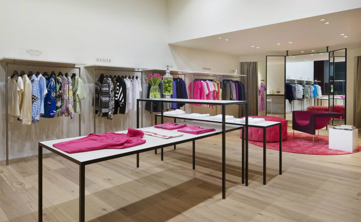 Clothing Boutique Interior Design Ideas Presenting an idea of interior