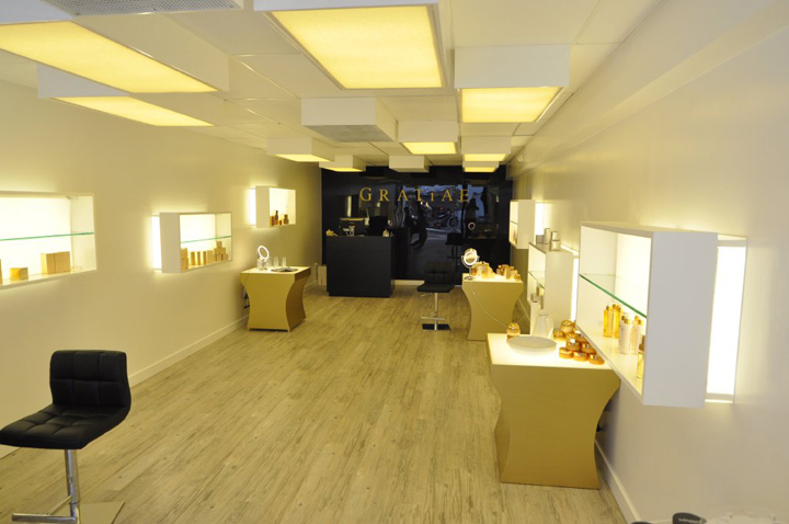 Ceiling Led Lights For Showroom : Ceiling lights ? retail design