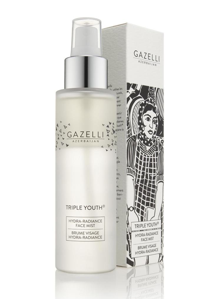 187 Gazelli Cosmetics Azerbaijan Packaging
