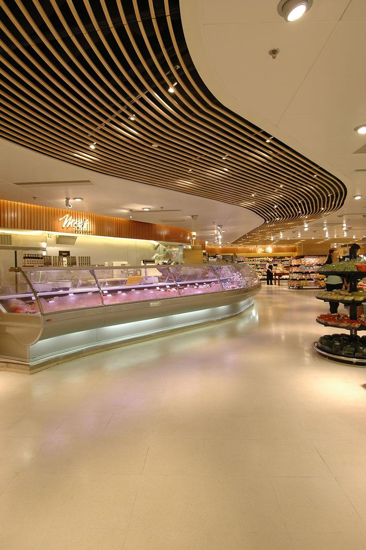 Gourmet Retail Interior By Head Architecture Hong Kong Retail Design Blog