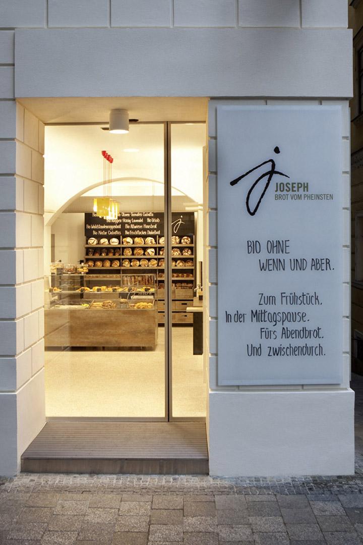 Joseph Brot vom Pheinsten Vienna 02 Joseph – Brot vom Pheinsten bakery interior & branding, Vienna