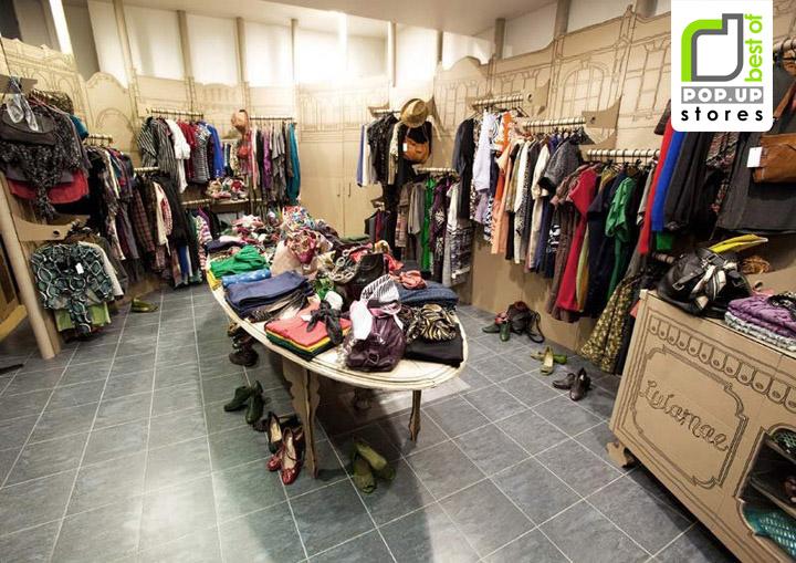 fashion boutique » retail design blog