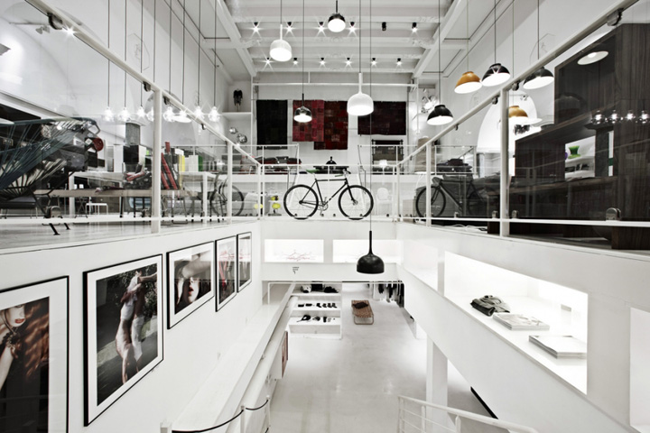 Normann copenhagen store copenhagen retail design blog for Design hotel kopenhagen