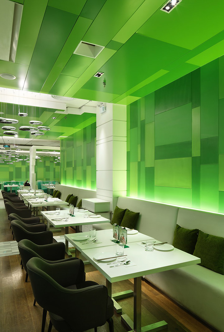 P s restaurant by golucci international design beijing