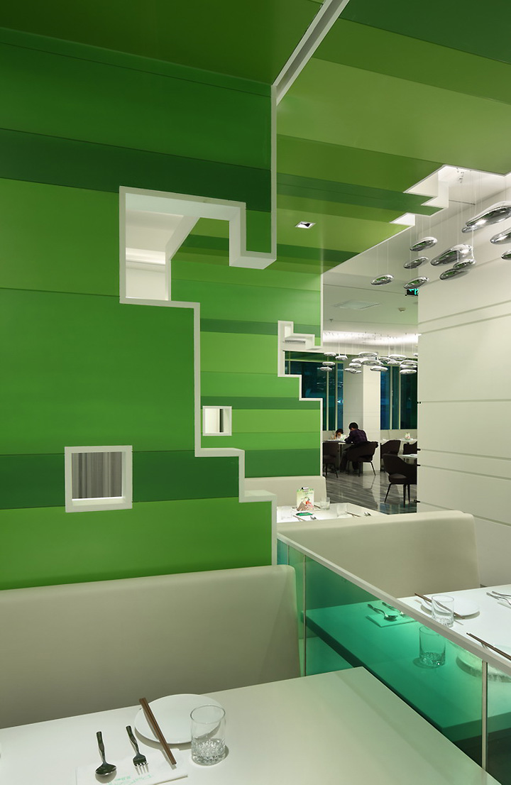 P Design: » P.S. Restaurant By Golucci International Design, Beijing