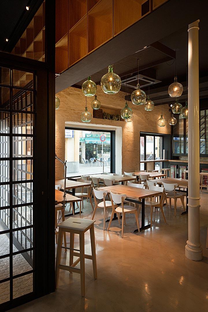 Pacatar Restaurant By Donaire Arquitectos Seville Spain