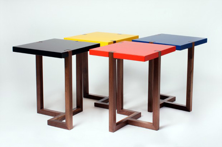 Side tables retail design blog for Side table design
