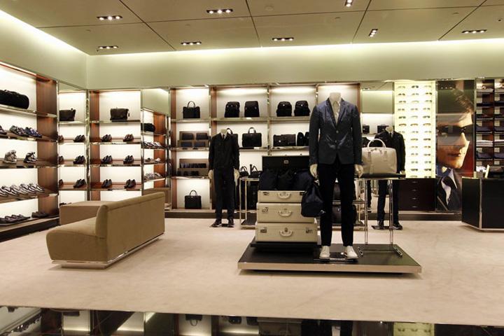 Prada Store By Roberto Baciocchi Atlanta Retail Design Blog
