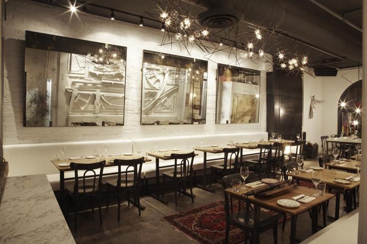 Smith Restaurant By Commute Home, Toronto » Retail Design Blog