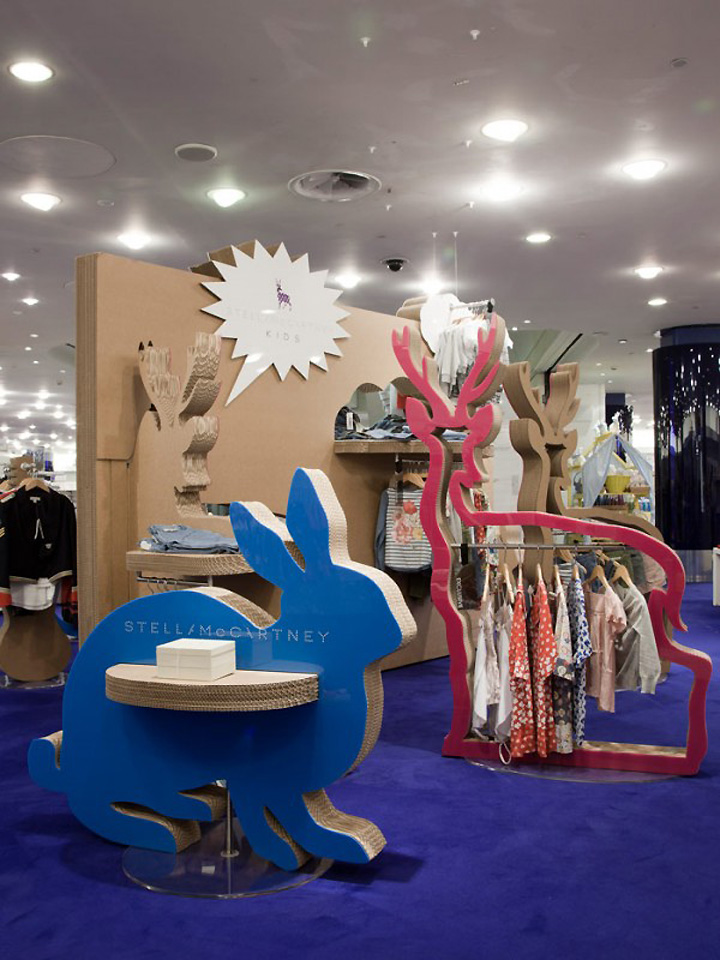 POP UP! Stella McCartney Kids Pop-up shop by Giles Miller » Retail ...