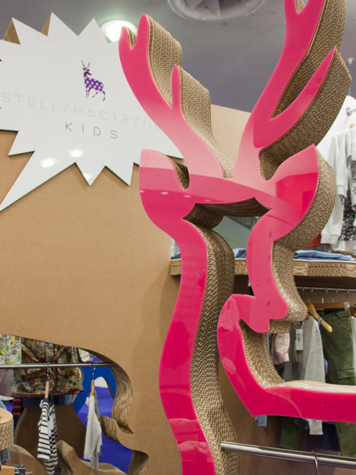 Stella McCartney Kids Pop up shop 04 POP UP! Stella McCartney Kids Pop up shop by Giles Miller