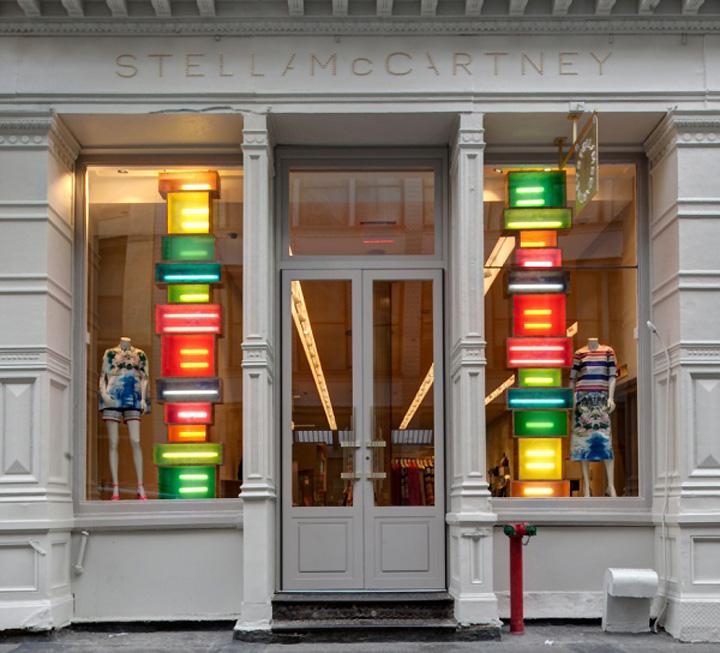 187 Stella Mccartney Soho Boutique New York
