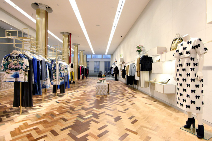 Stella mccartney soho boutique new york retail design blog for Designhotel winterberg