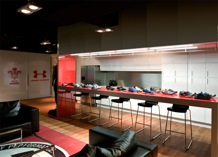 Storeage converts Millennium Stadium Skybox into an Under