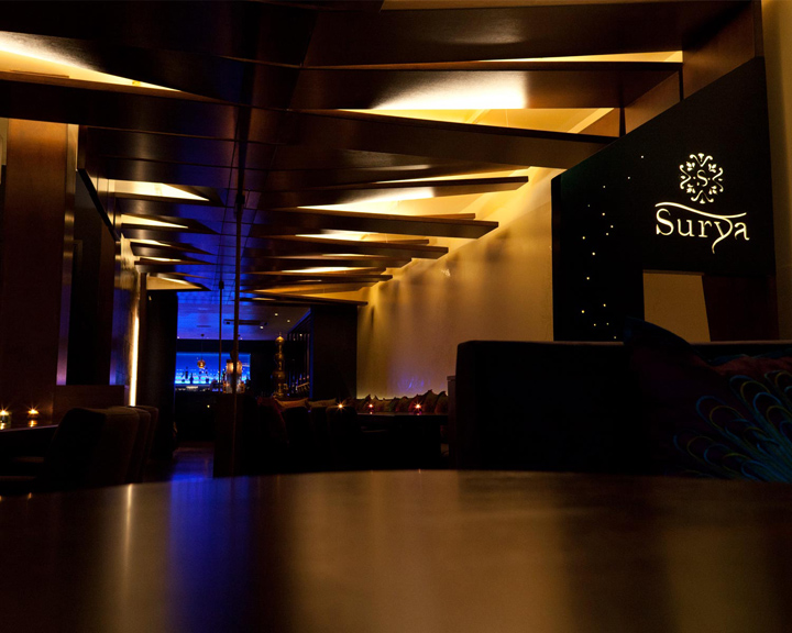 Surya Restaurant Dot Kite Amsterdam 03 Surya Restaurant by Dot Kite, Amsterdam