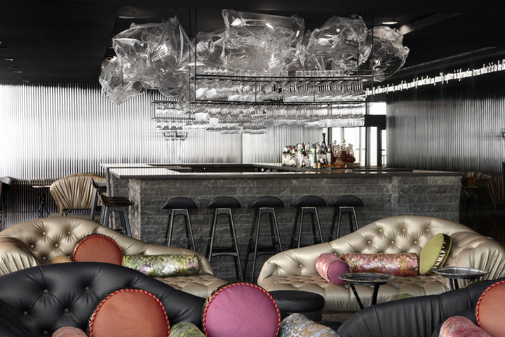 Vue de monde Elenberg Fraser Melbourne 03 Vue de monde flagship restaurant by Elenberg Fraser, Melbourne