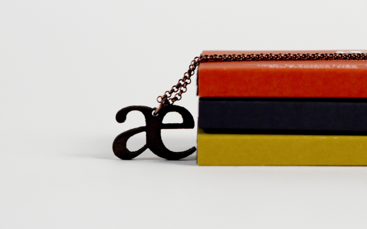 Women of type history necklaces by Nour Tabet 05 The forgotten women of type history necklaces by Nour Tabet