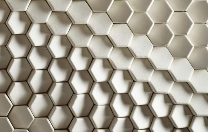 187 Alexander Ceramic Tile By Giles Miller