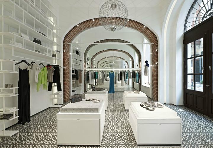 Arzu Kaprol store by Autoban Istanbul 02 Arzu Kaprol store by Autoban, Istanbul