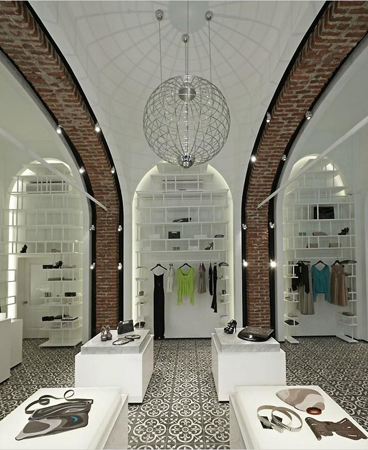 Arzu Kaprol store by Autoban Istanbul 06 Arzu Kaprol store by Autoban, Istanbul
