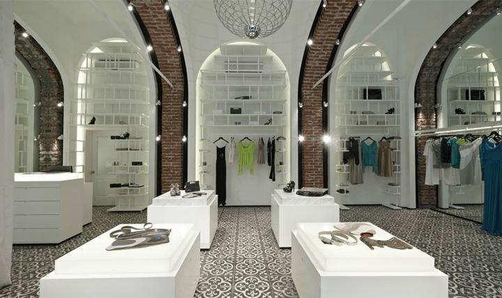 Arzu Kaprol store by Autoban Istanbul Arzu Kaprol store by Autoban, Istanbul
