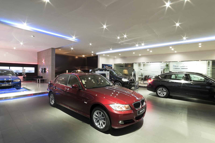 Car Showroom 187 Retail Design Blog