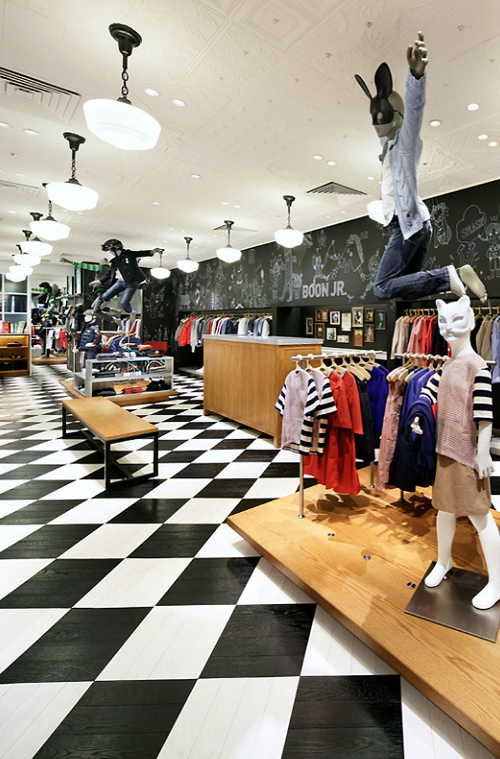 Jr clothing stores
