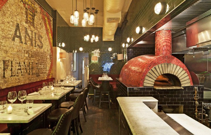 187 Barrio 47 Tapas Restaurant By Bluarch Architecture New York