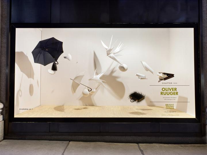 Window displays retail design blog for Window design visual merchandising