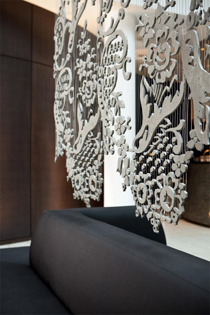 Concrete Lace By Doreen Westphal Studio 187 Retail Design Blog