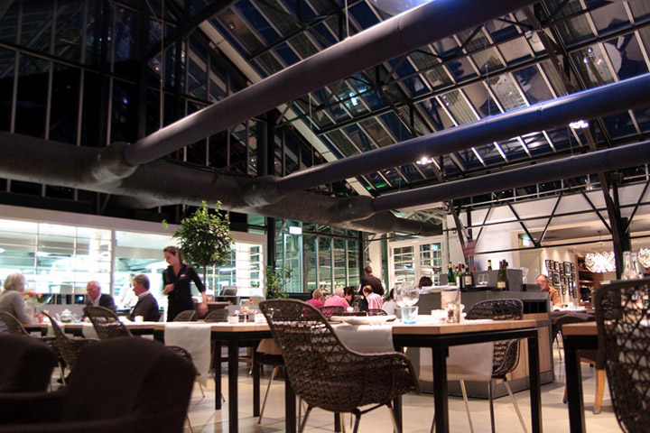 187 De Kas Restaurant Amsterdam