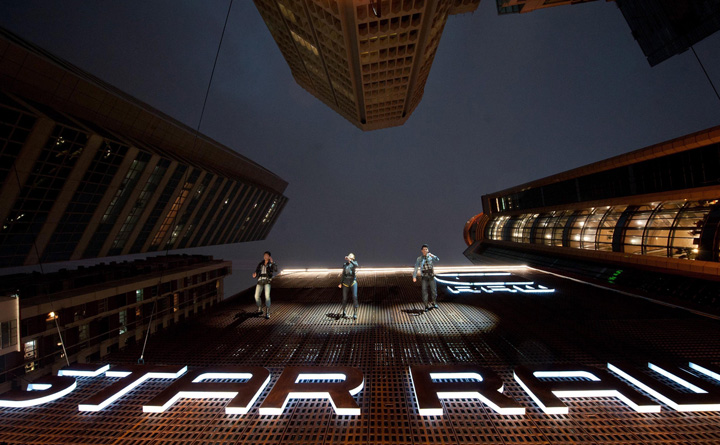 G-Star RAW Store Opening in Hong Kong