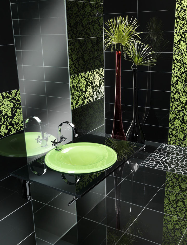 187 Glass Tiles By Vetrocolor