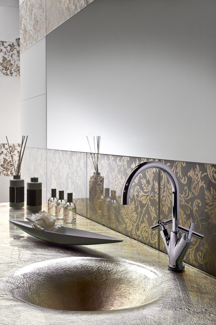 Glass Tiles By Vetrocolor 187 Retail Design Blog
