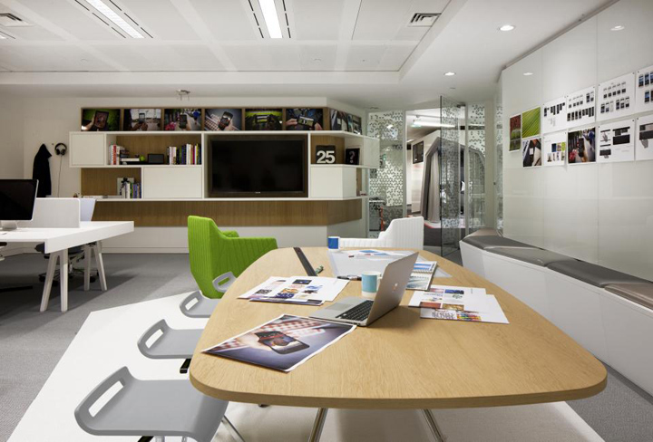 Google Headquarters By Penson London Retail Design Blog