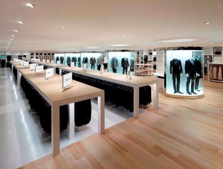 suits » Retail Design Blog