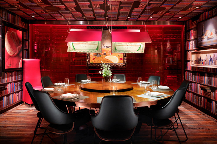 Jaleo restaurant by rockwell group toormix las vegas