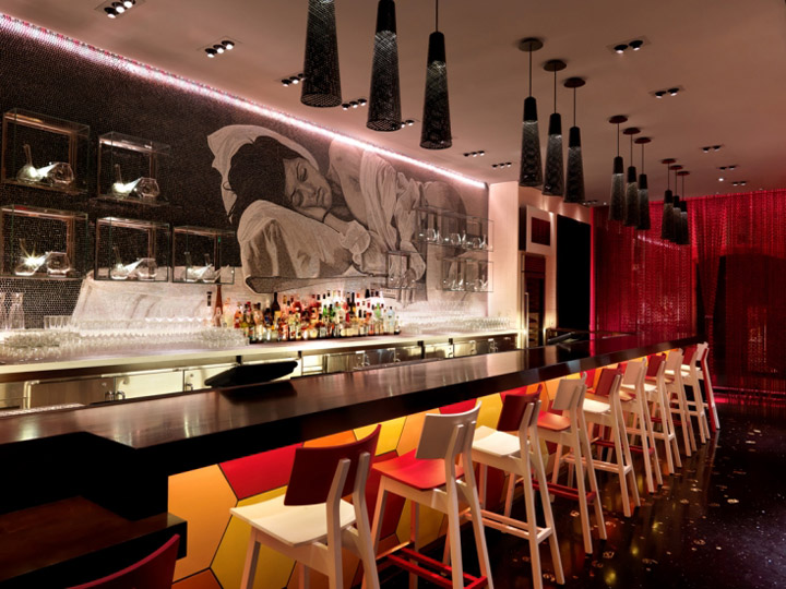 Jaleo Restaurant By Rockwell Group Amp Toormix Las Vegas